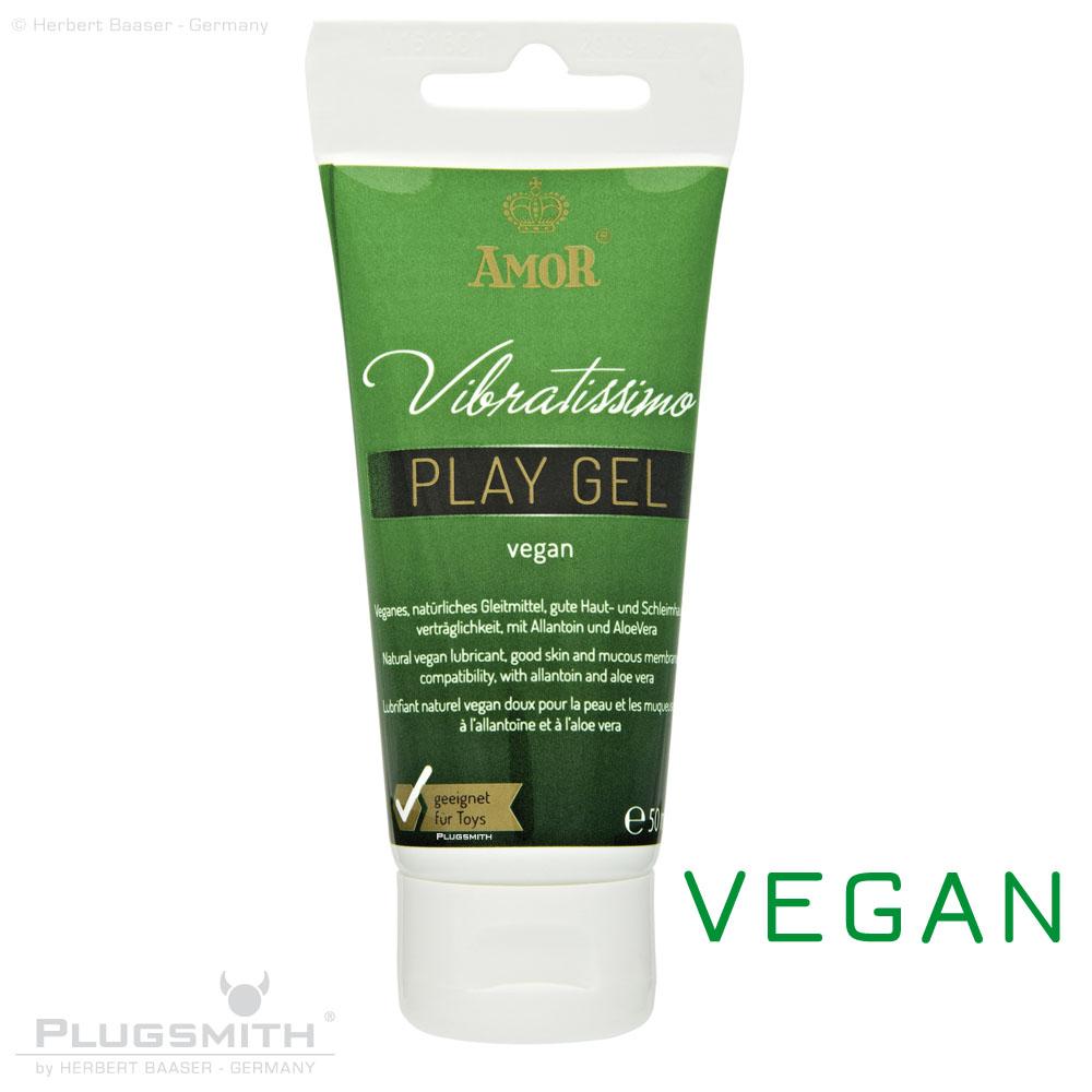 Veganes Gleitgel