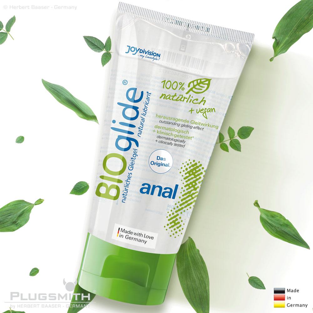 Original BIOglide anal – DAS natürliche Gleitgel
