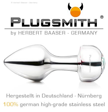 Rosebud Analplug Made in Germany.
