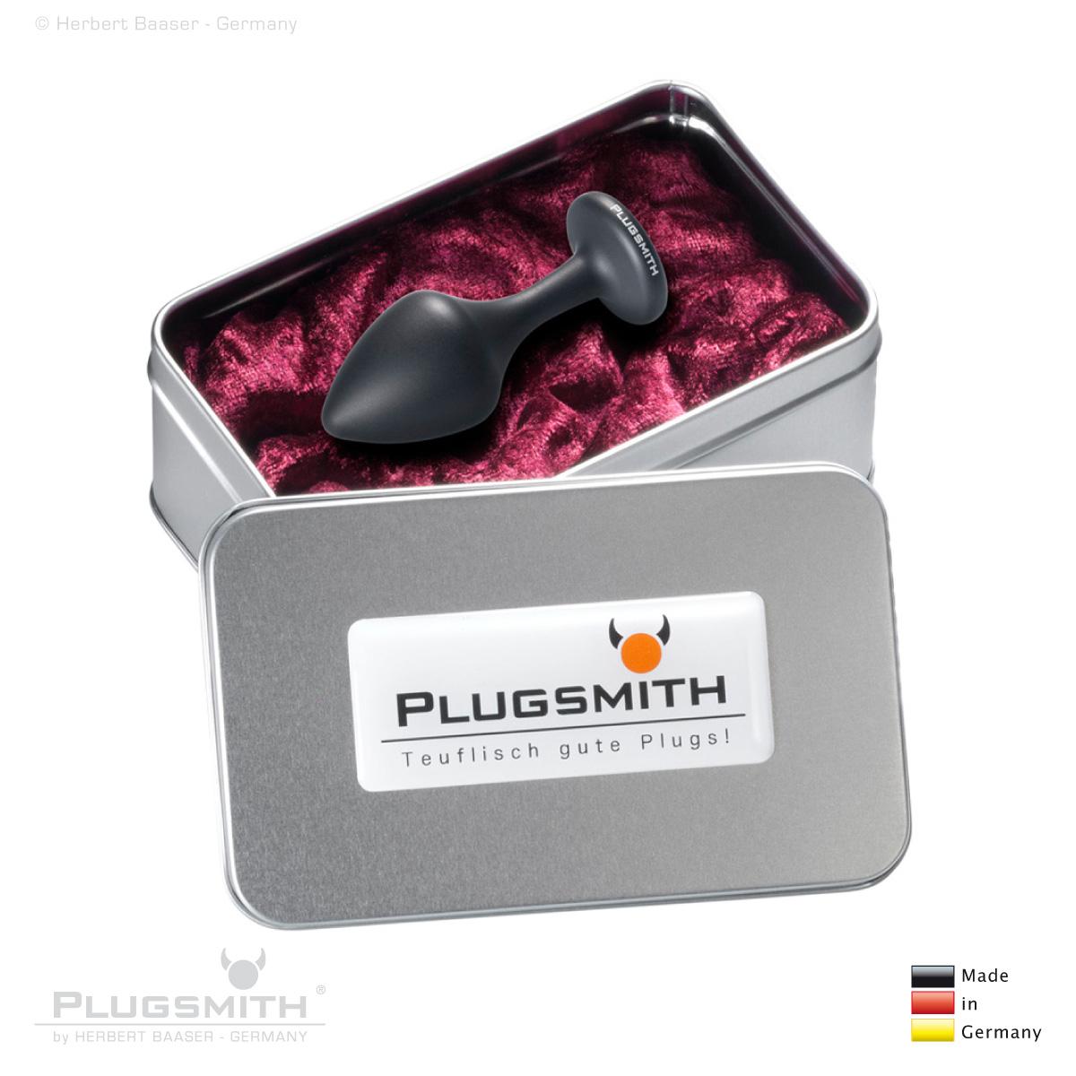 Butt Plug aus Aluminium