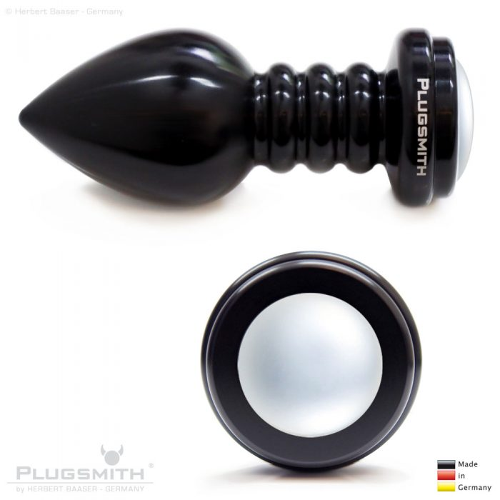 Butt Plug mit Diamond Stein