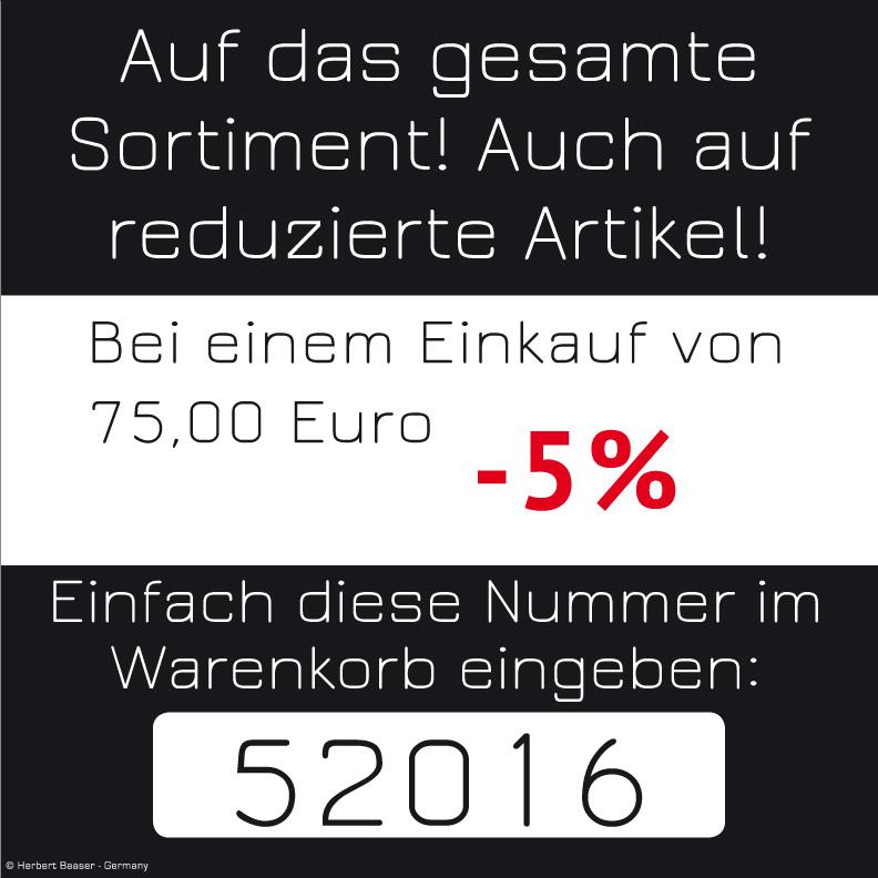 PLUGSMITH Rabatt Gutschein über 5%.